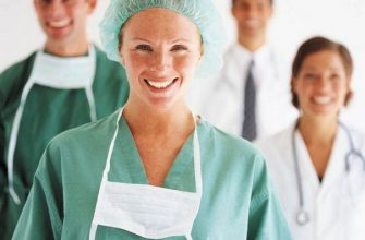 Современный медицинский халат и одежда для медработников