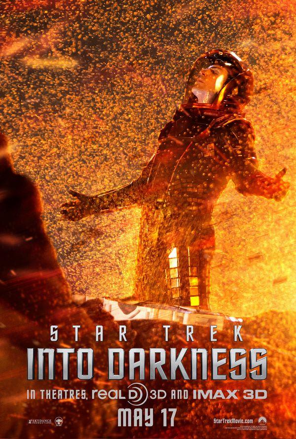 Стартрек Возмездие лучший sci fi экшн 2013 года 2