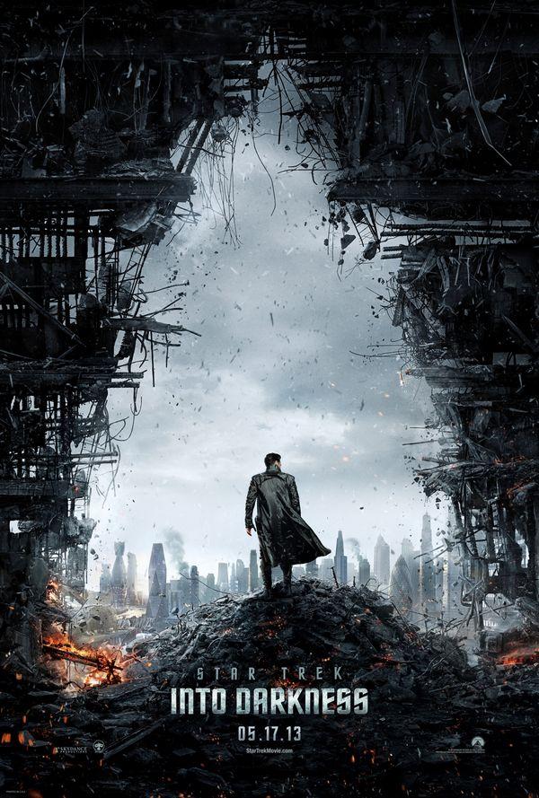 Стартрек Возмездие лучший sci fi экшн 2013 года 5