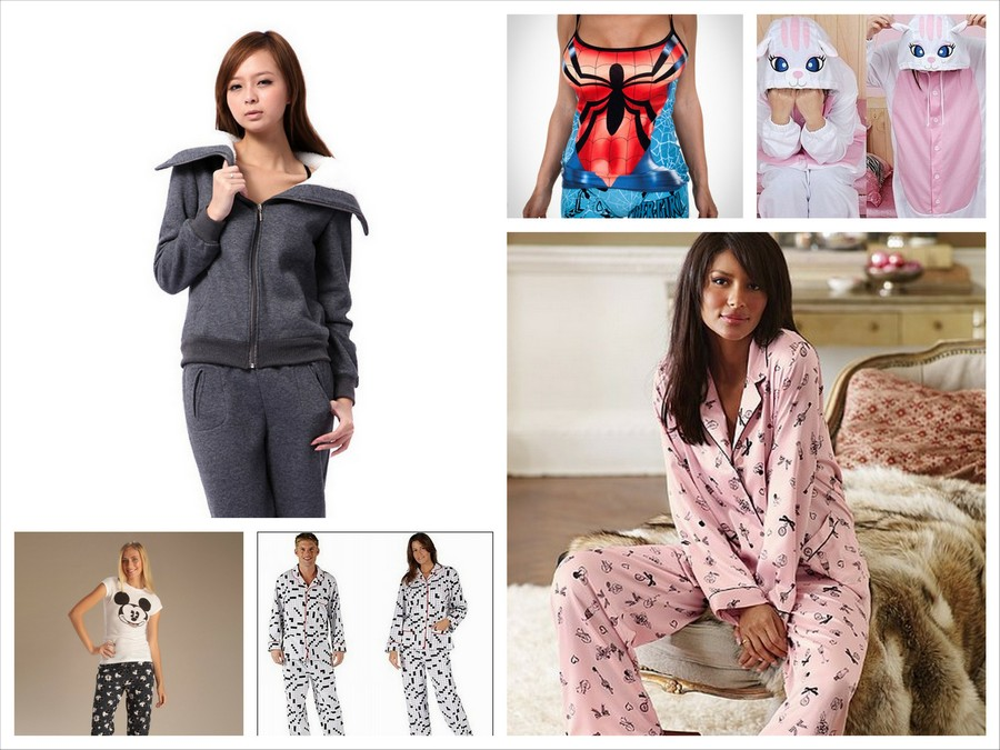 Пижама и история её возникновения
