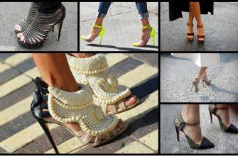 Самые красивые туфли на высоком каблуке 2013 года