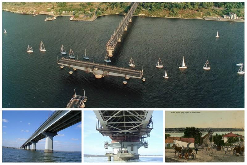 Варваровский разводной мост - достопримечательность Николаева