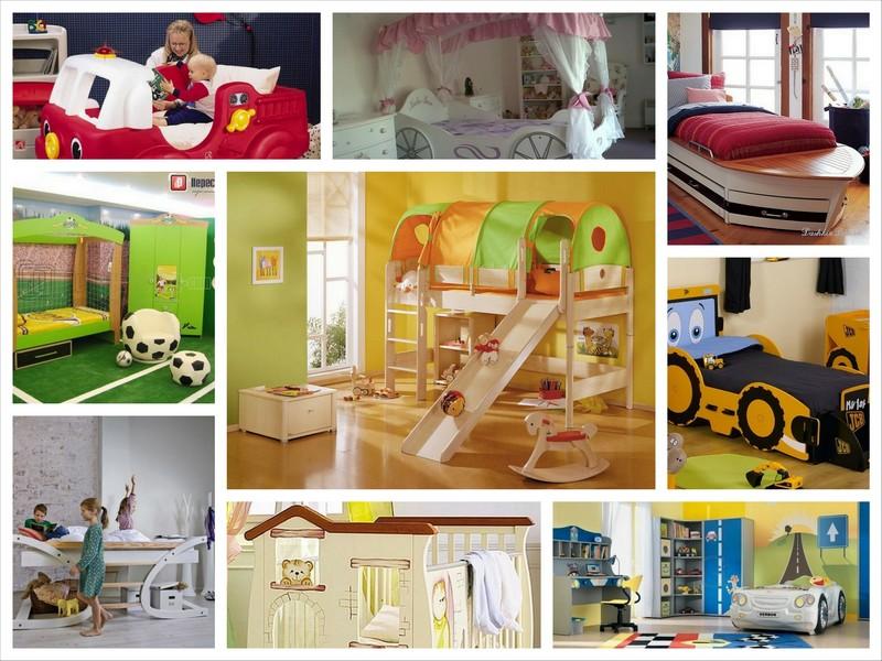 Детская кроватка - советы по выбору