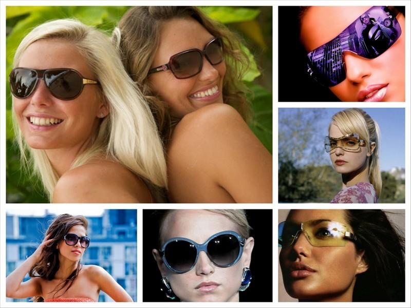 Модные солнцезащитные очки 2013 года