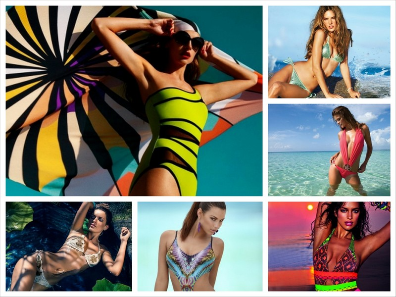 Самые модные купальники лета 2013