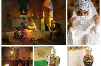 Арабские духи - запахи с вековой историей