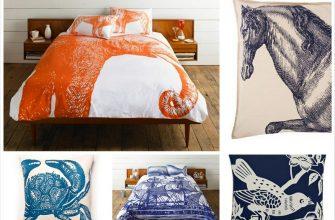 Арт постельное белье от Thomas Paul