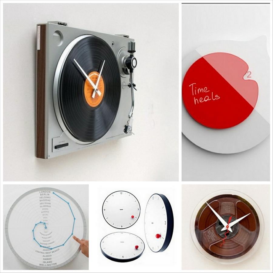 Часовой механизм - креативные варианты использования