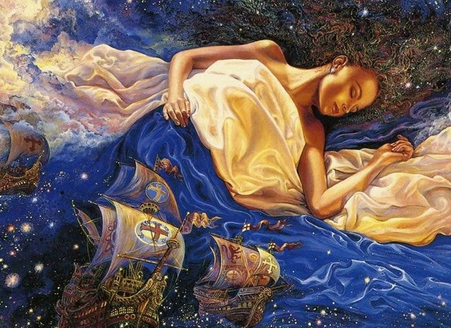 Истрория появления сонников и толкования снов