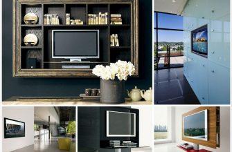Плазменные телевизоры в интерьере вашего дома