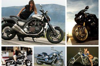 Самые красивые мотоциклы (фото в большом формате)