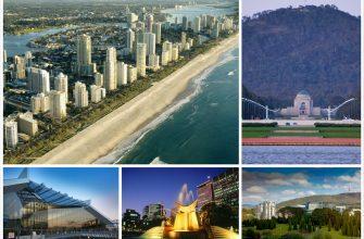Туры в Канберру, Австралия