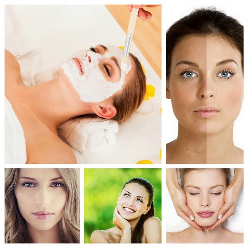 Химический пилинг лица, здоровое сияние вашей кожи