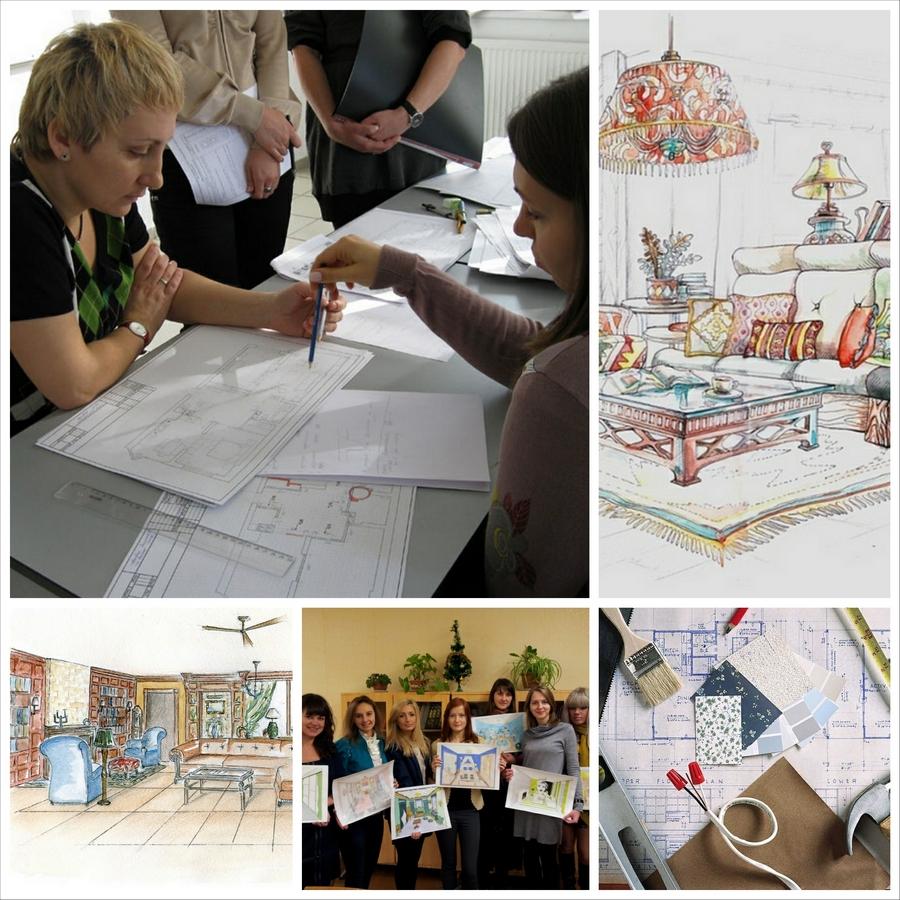 Как научиться красиво рисовать начинающему дизайнеру интерьера