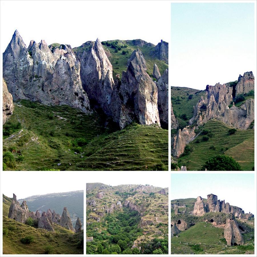 Каменный лес Гориса Армения