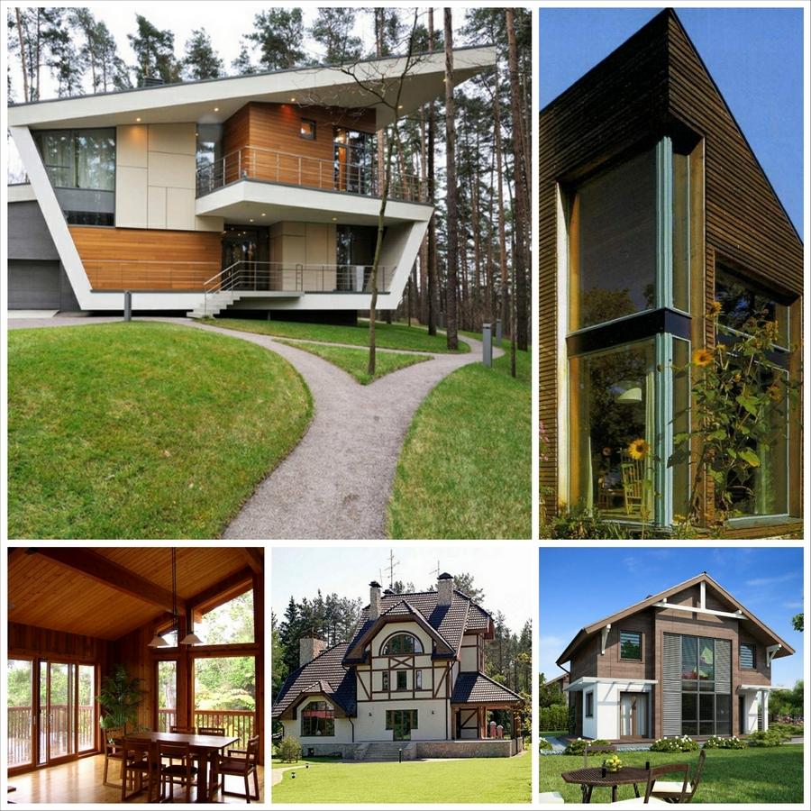 Каркасные дома – сочетание традиций и современных технологий