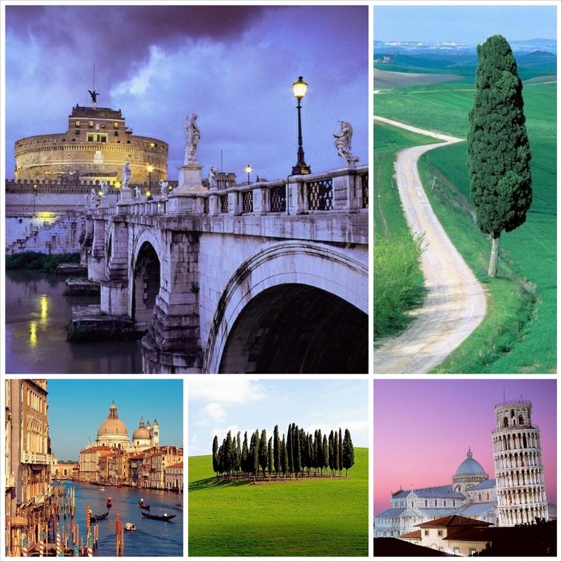Лучшие фотографии Италии