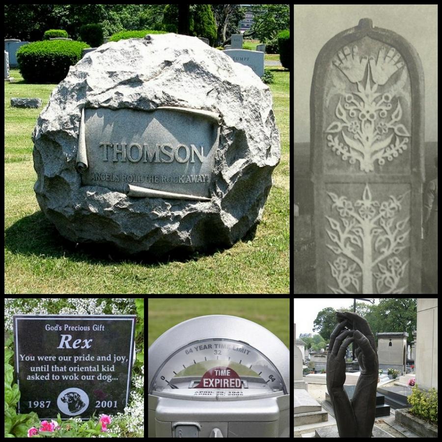 Надпись на надгробии и её предназначение