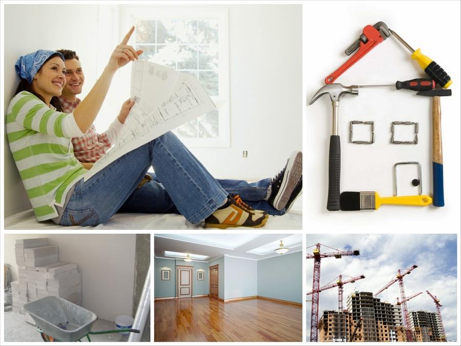 Основные этапы проведения ремонтных работ