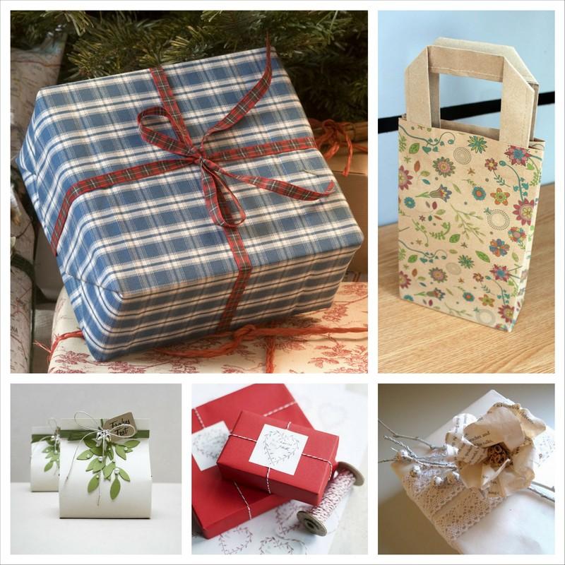 Подарок в упаковке - особое внимание к любимым