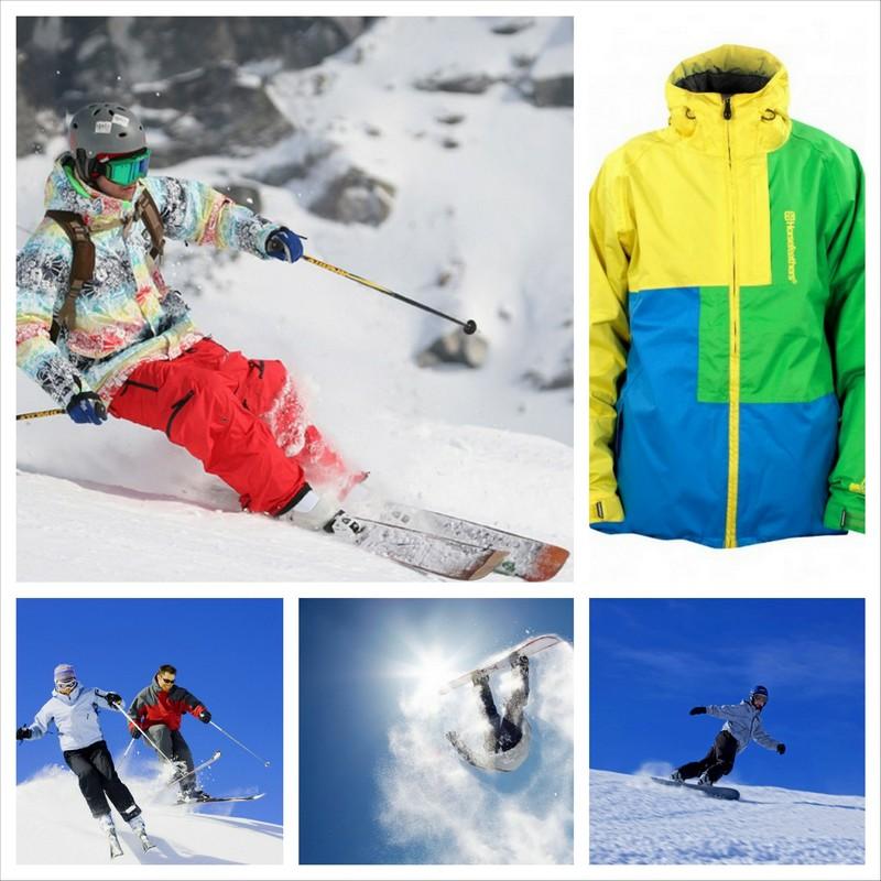 Удобная и стильная одежда для лыж и сноуборда