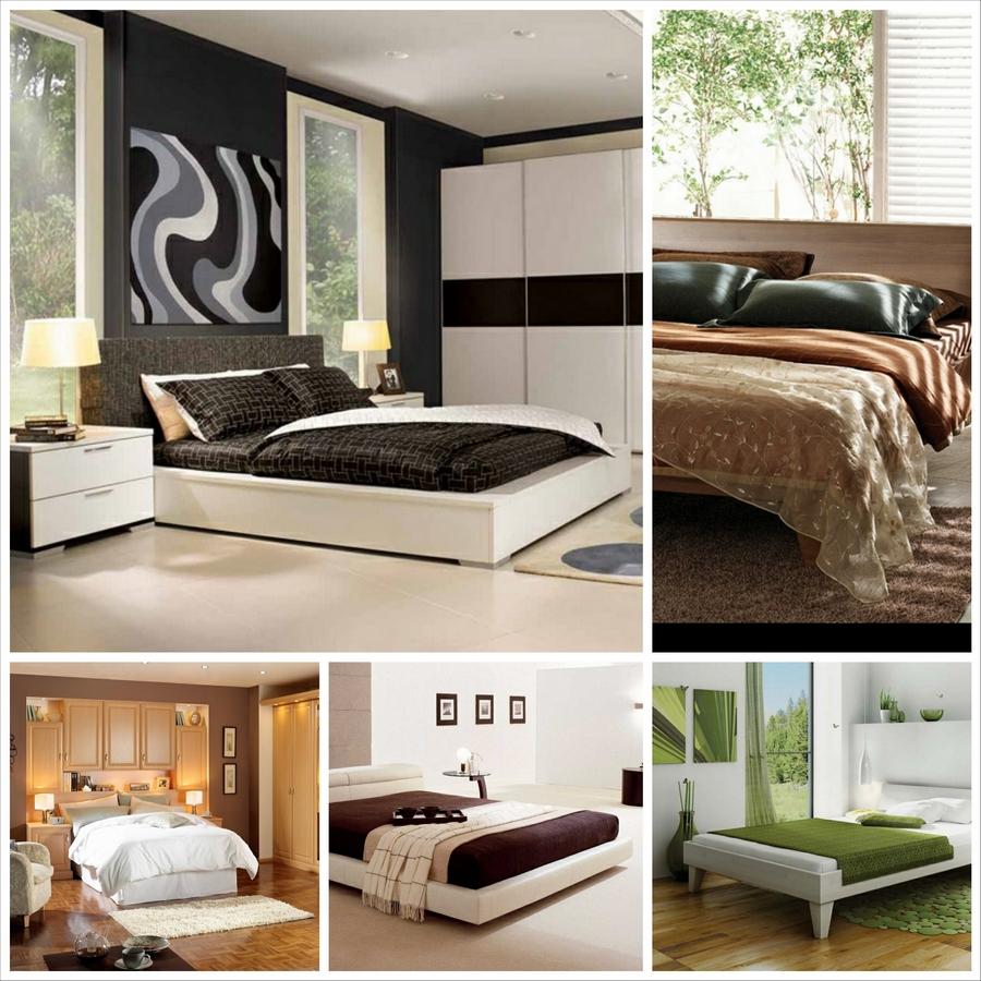 Удобные и мягкие двуспальные кровати в интерьере вашей спальни