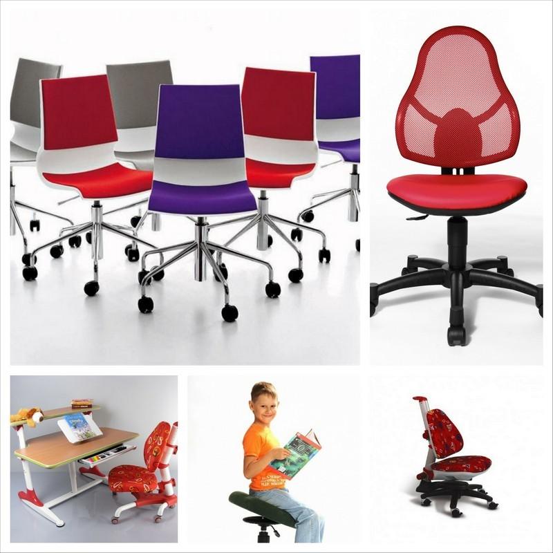Детские компьютерные кресла и их классификация