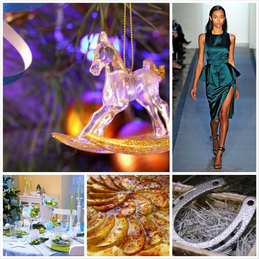 Год синей Лошади 2014 - готовимся с удовольствием
