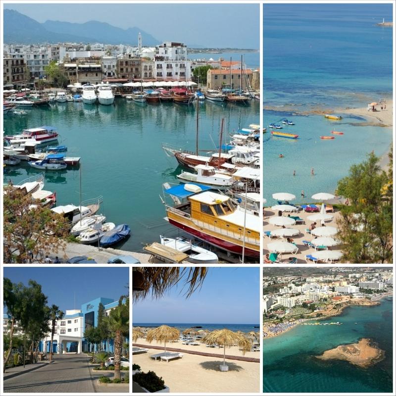 Город Фамагуста на Кипре - отличное место для жизни и отдыха