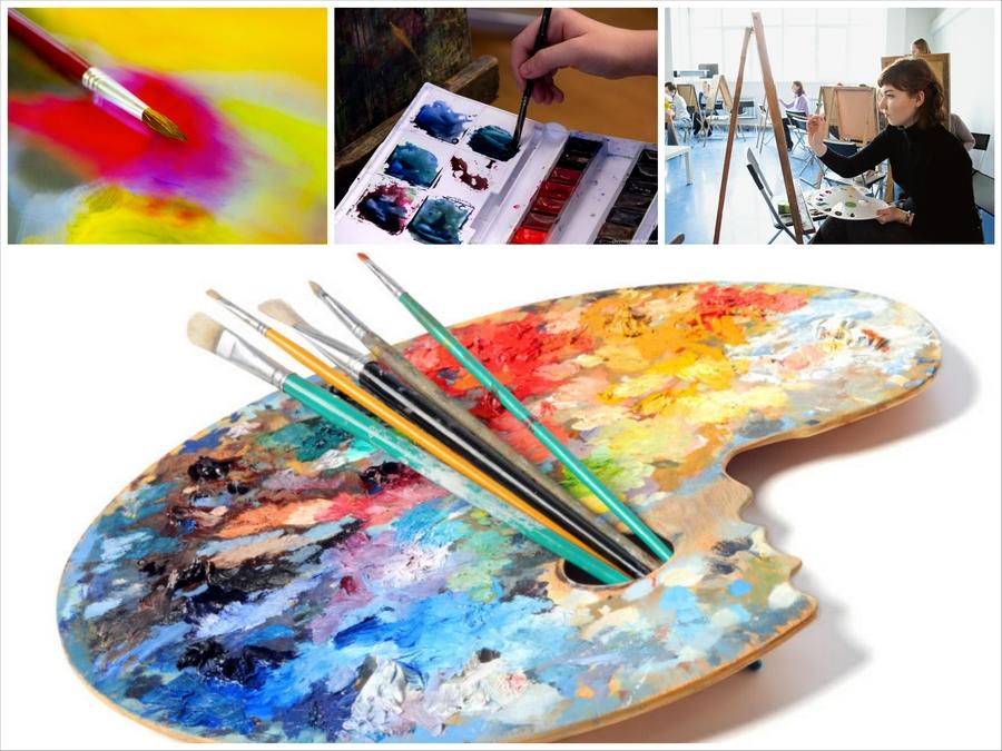 Художественная школа «Вдохновение» принимает новых студентов