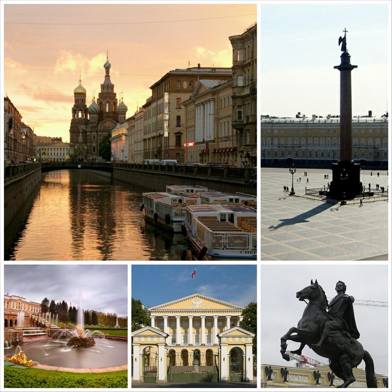 Как организовать самостоятельное путешествие путешествие в Санкт-Петербург
