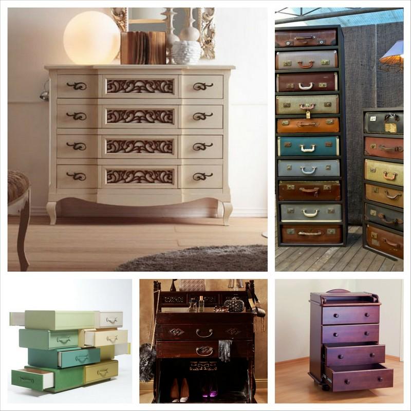 Комод - незаменимый предмет мебели в каждом доме