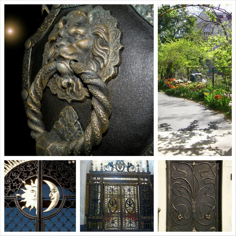 Кованые ворота - неповторимый дизайн для каждого дома 20_Fotor_Collage