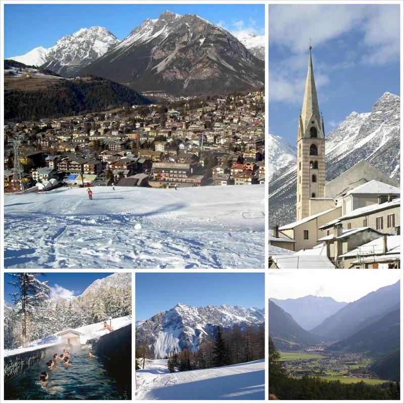 Лучшие горнолыжные курорты италии - Бормио