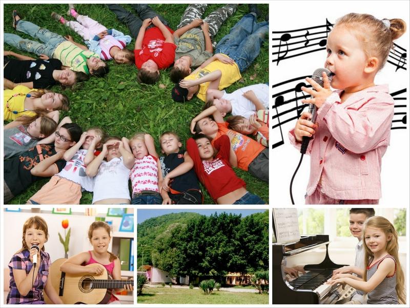 Музыкальный лагерь Рио
