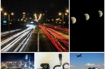 Timelapse - как снимать или покадровая съемка в примерах