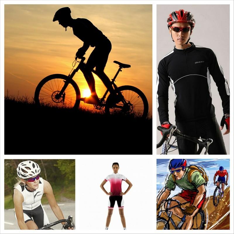 Удобная одежда для велосипедистов