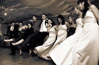 Знаете что такое- wedding dance?