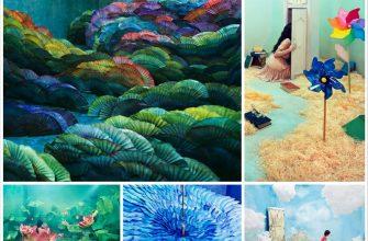 Фото-сюрреализм художнцы Джи Янг Ли