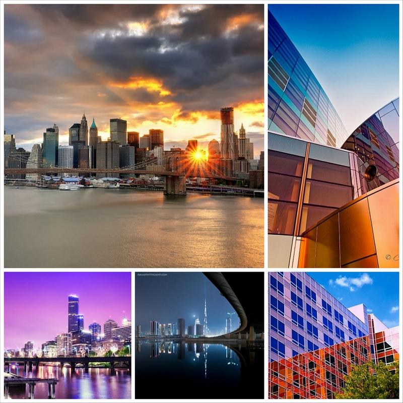 Фотографируем архитектурный пейзаж - советы и рекомендации