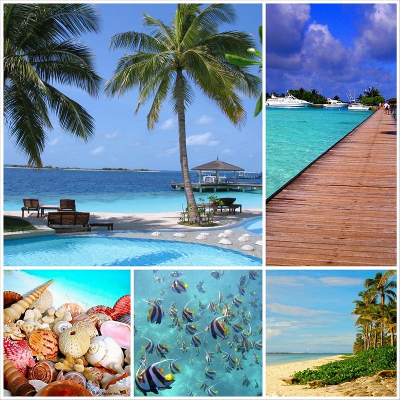 Райские острова Мальдивы