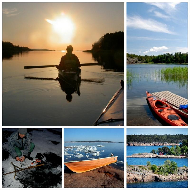 Аландские острова, Финляндия - самые красивые места для рыбалки