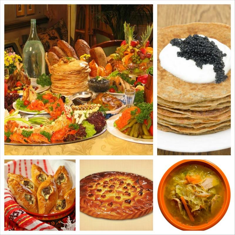 Блюда русской кухни или царские пиры на Руси 5