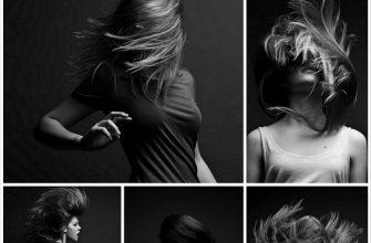 Фотографии волос в объективе Marc Laroche