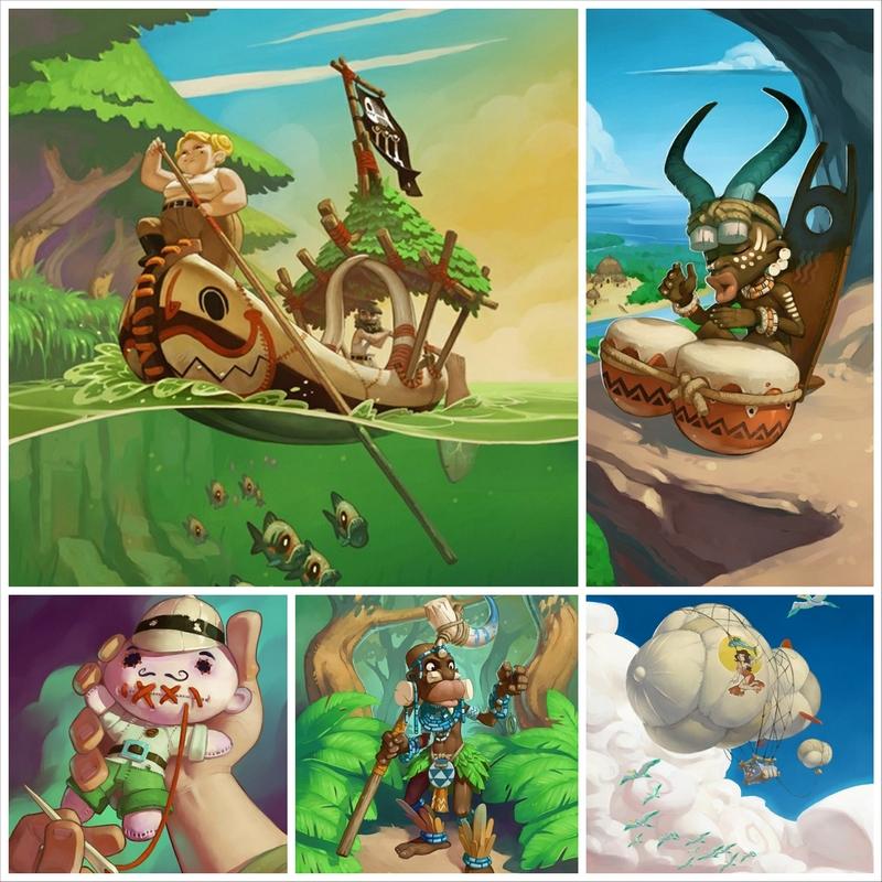 Графика и иллюстрации от Naiiade