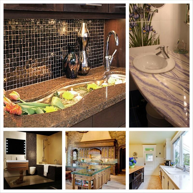 Каменные столешницы для ванной и кухни в Средиземноморском стиле 23_Fotor_Collage
