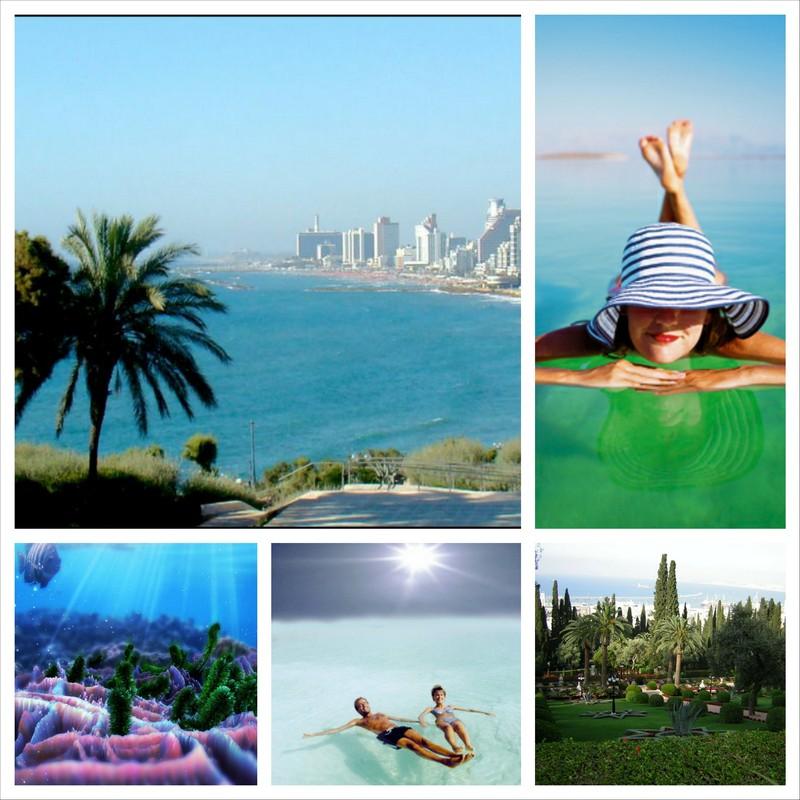 Отдых в Израиле - в гостях у трех морей 26