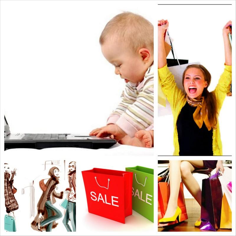 Покупки в интернете, новое поколение оборота товаров 12