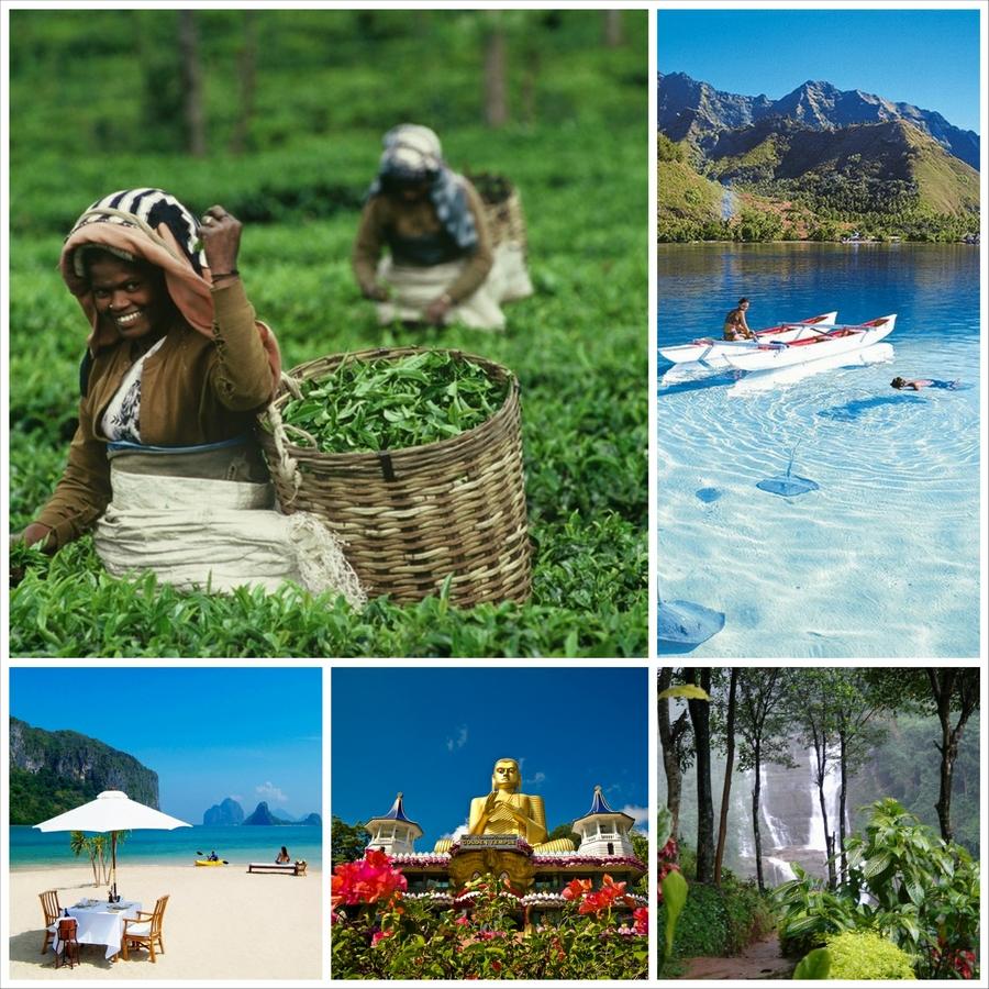 Шри Ланка - достопримечательности и полезные факты