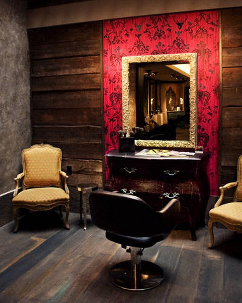 Самые красивые интерьеры салонов красоты США 1